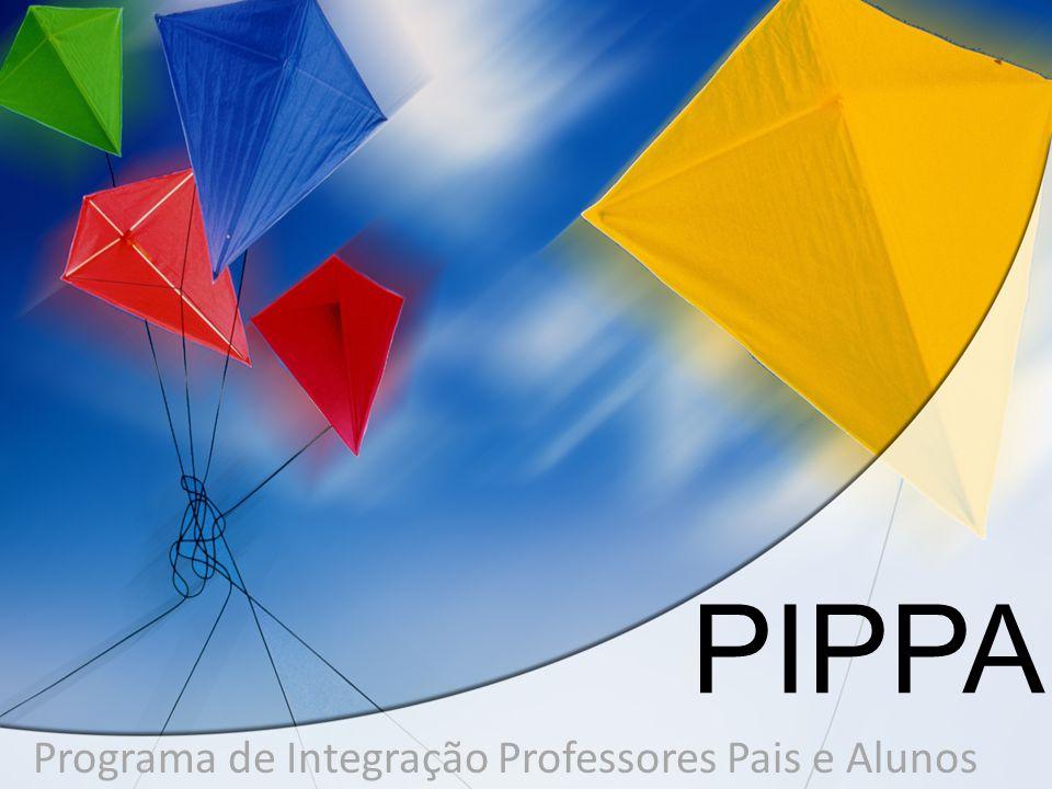 PIPPA Programa de Integração Professores Pais e Alunos