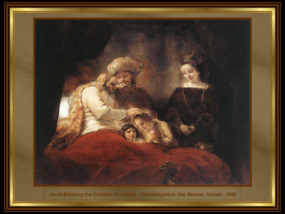 Susanna and the Elders - Gemaldegalerie der Staatlichen Museen, Berlin - 1647