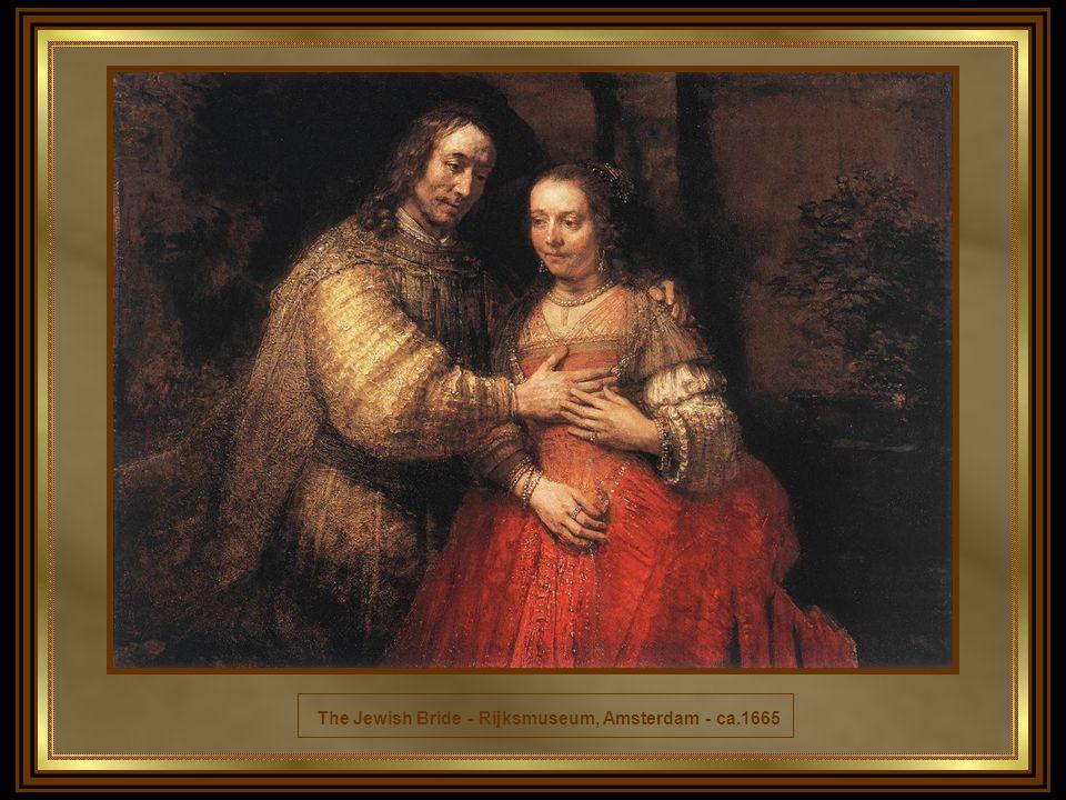 Jacob Blessing the Children of Joseph - Gemaldegalerie Alte Meister, Kassel - 1656