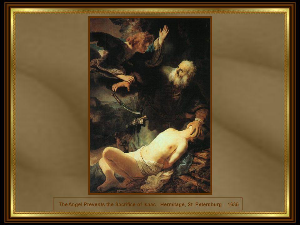 OBRA Rembrandt, no início, foi principalmente retratista, e começou a longa série dos seus auto-retratos.