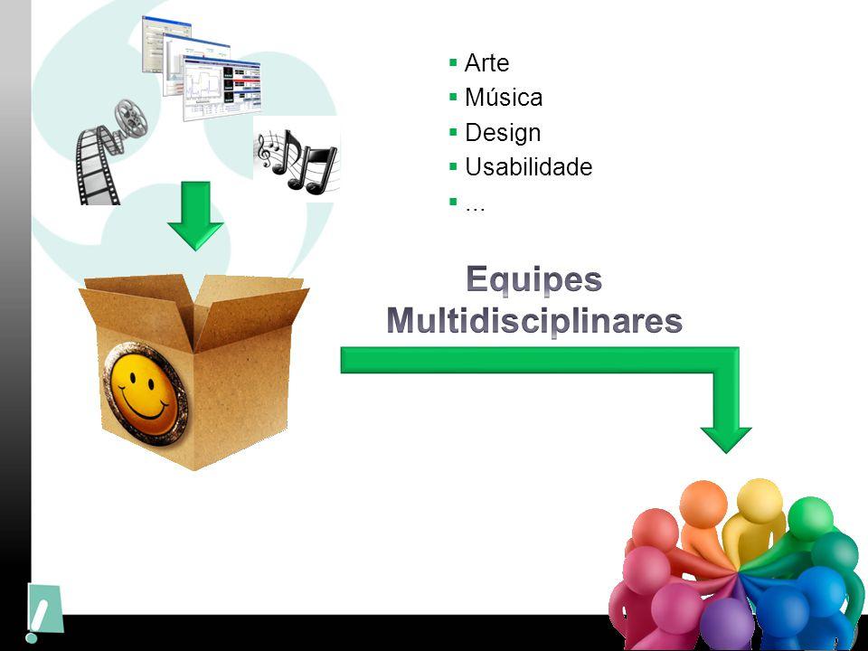 Arte Música Design Usabilidade...