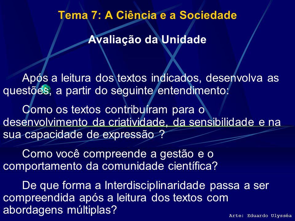 Arte: Eduardo Ulysséa Texto para leitura: FOUREZ, G. A Construção das Ciências. São Paulo: Editora UNESP, 1995. p. 91-153. CAPÍTULO 4 - O MÉTODO CIENT