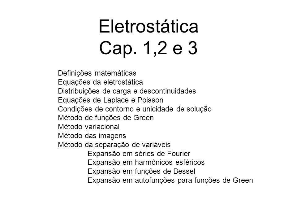 Eletrostática Cap.
