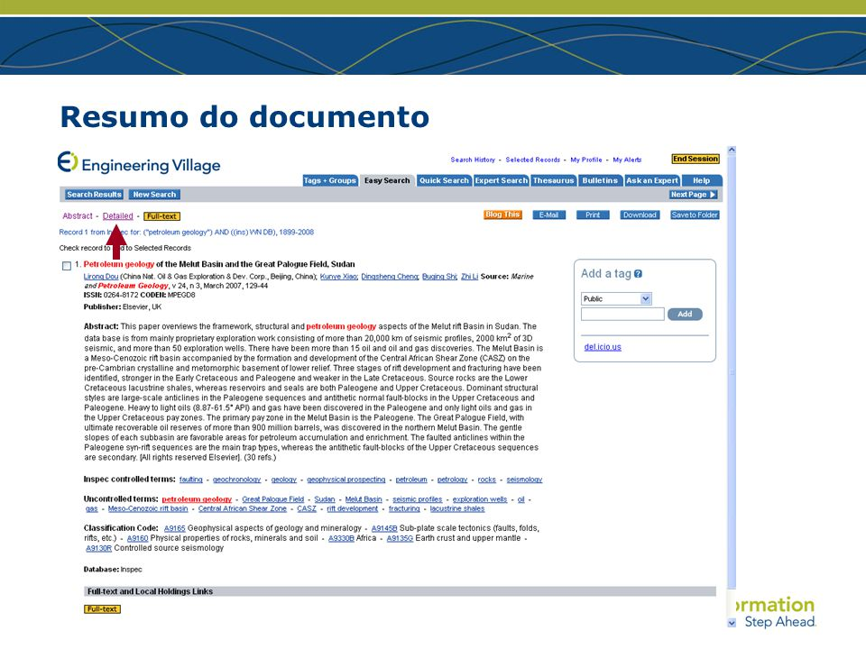 www.ei.org Resumo do documento