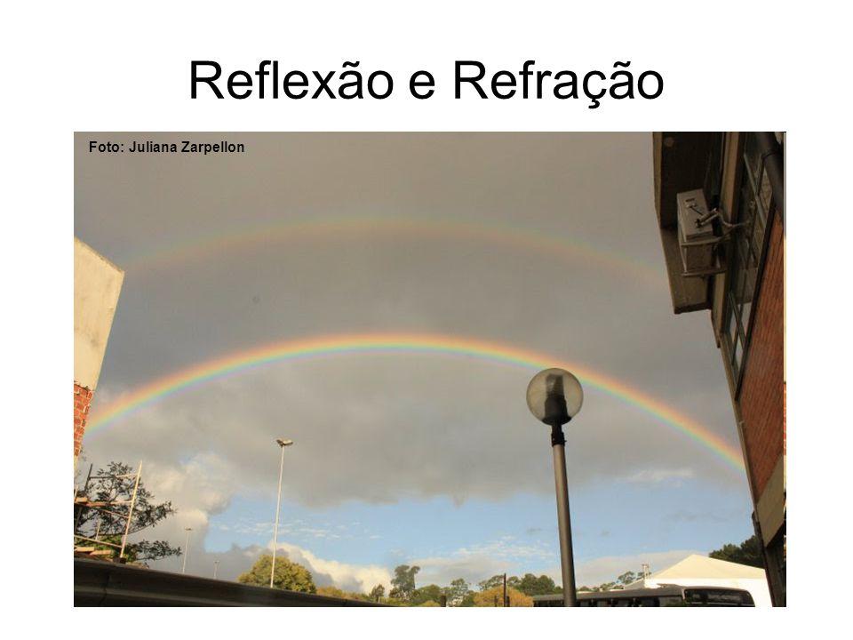Reflexão e Refração Foto: Juliana Zarpellon