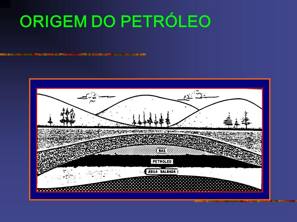 ORIGEM DO PETRÓLEO