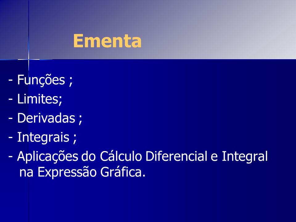 Metodologia - (75%) Aulas teóricas: Exemplos resolvidos e exercícios.