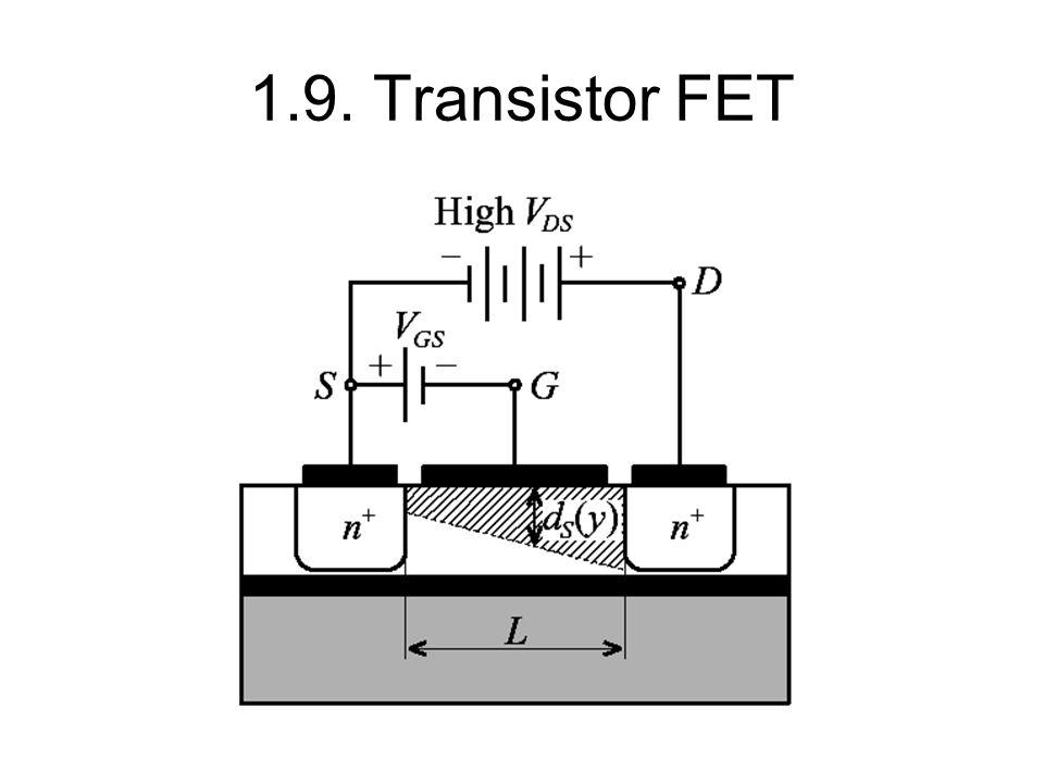 1.9. Transistor FET