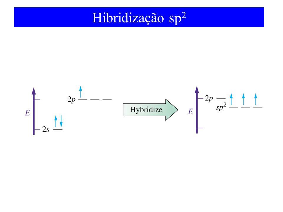 Hibridização sp 2