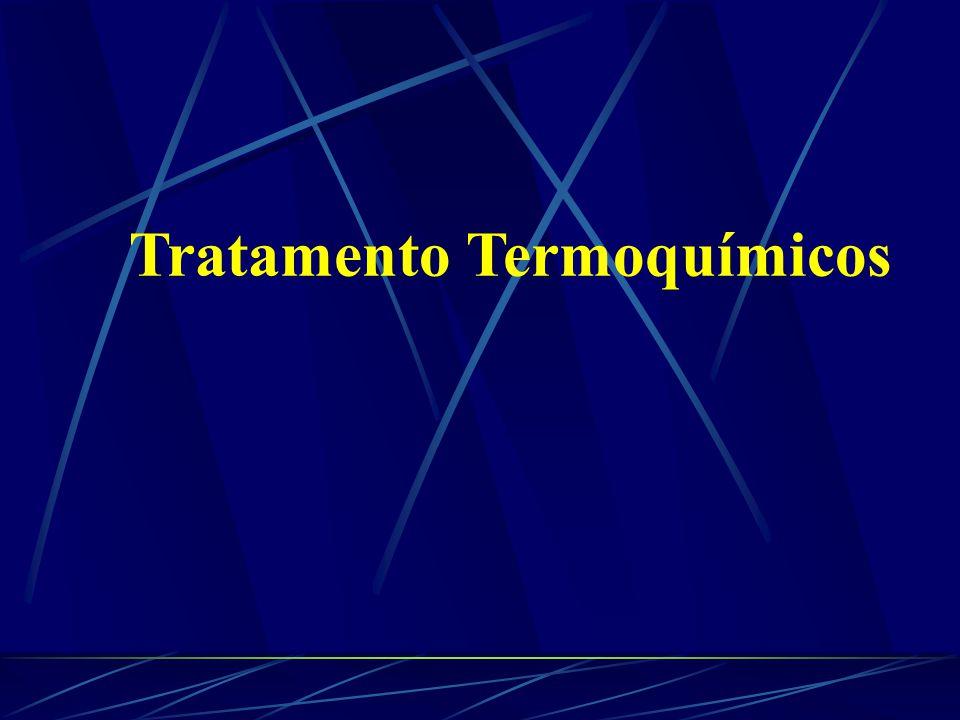 Tratamento Termoquímicos