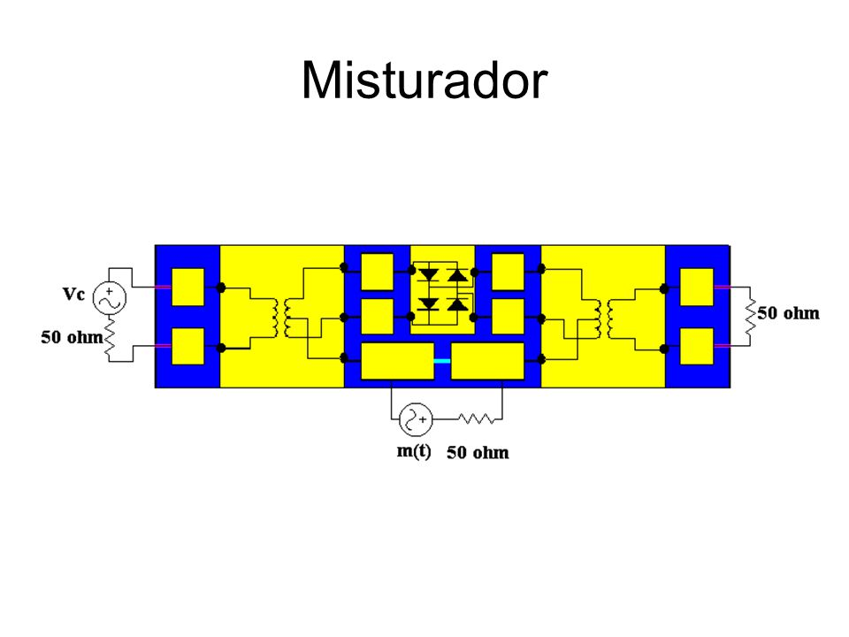 Misturador