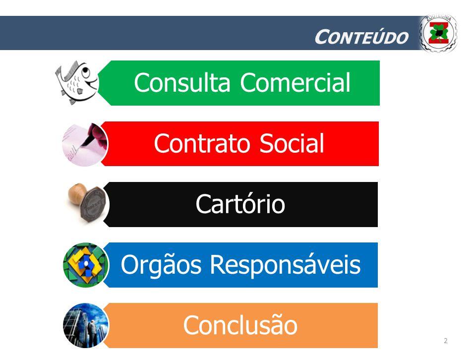 C ONSULTA C OMERCIAL 3 Início Consulta prévia Serviços online Motivo Abertura de nova atividade no endereço requerido;