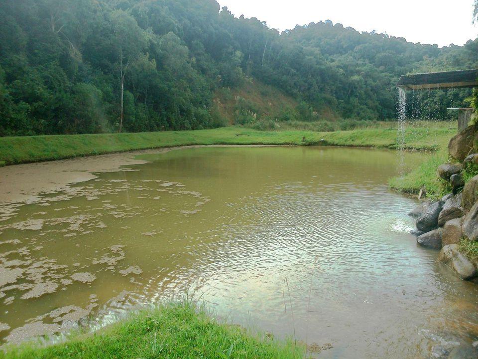 1 lago com trutas – maio a novembro