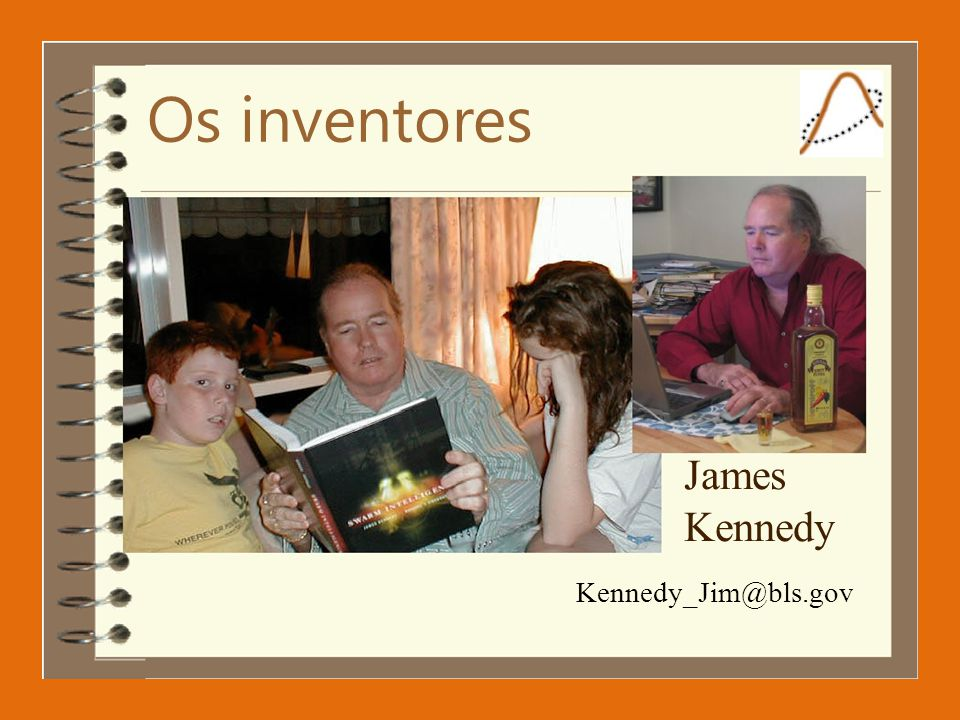 James Kennedy Kennedy_Jim@bls.gov Os inventores