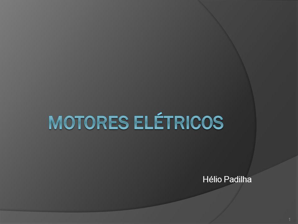 Motores CA Motores síncronos Motores síncronos No motor síncrono, o rotor é constituído por um imã permanente ou bobinas alimentadas em corrente contínua mediante anéis coletores.