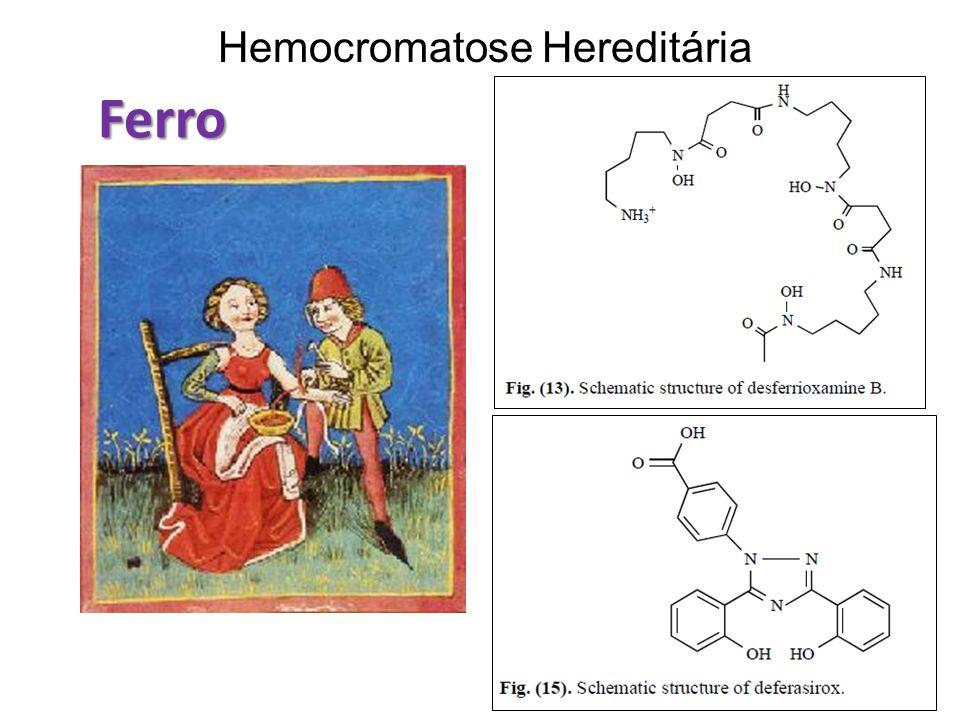 Tratamento Sangria Terapêutica Hemocromatose Hereditária Ferro