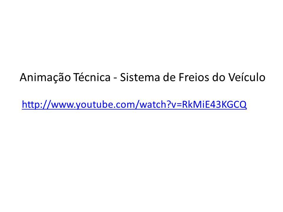 Animação Técnica - Sistema de Freios do Veículo http://www.youtube.com/watch?v=RkMiE43KGCQ