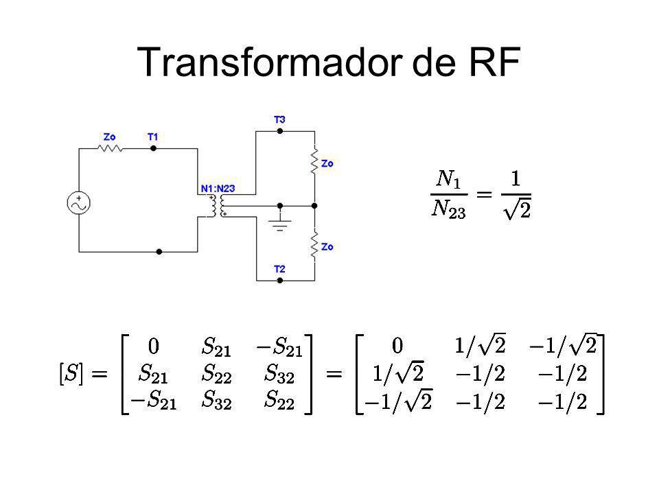 Transformador de RF