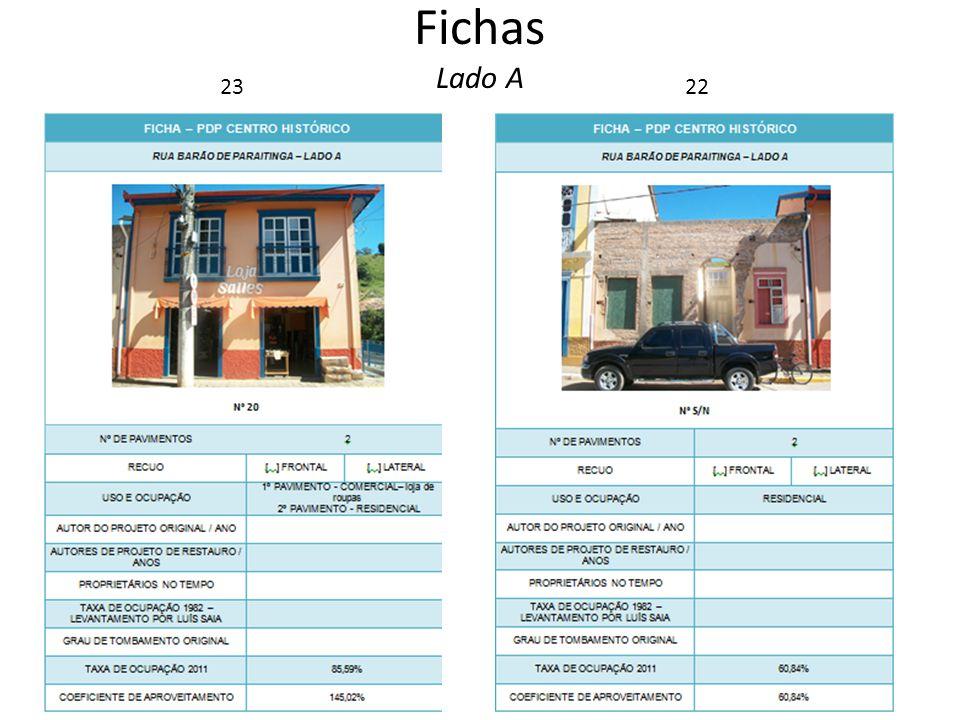 Fichas Lado A 2322