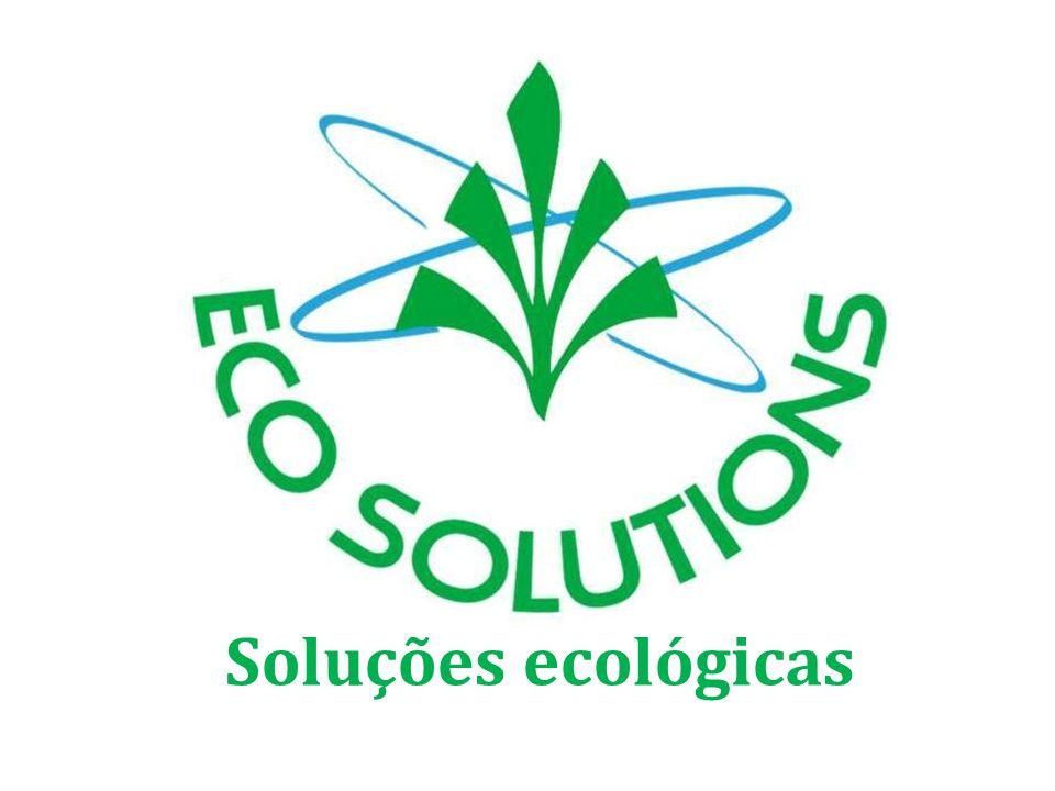 Soluções ecológicas