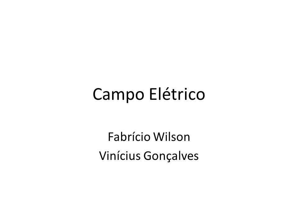 Campo Elétrico Fabrício Wilson Vinícius Gonçalves
