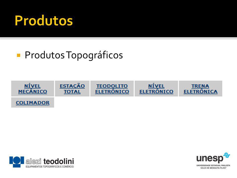 Produtos Topográficos