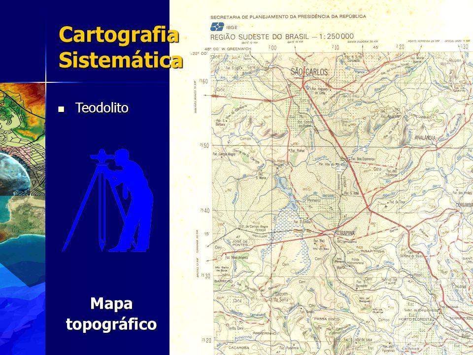 Teodolito Teodolito Cartografia Sistemática Mapatopográfico