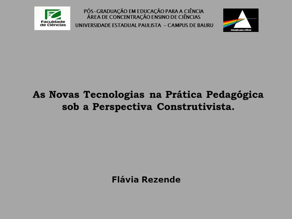 S OBRE A A UTORA Flavia Rezende é licenciada em Física pela UFRJ (1980), mestre em Educação pela UFRJ (1988), doutora em Educação pela PUC-RJ (1996), tendo como tema de pesquisa o desenvolvimento e a avaliação de um sistema hipermídia de mecânica básica.