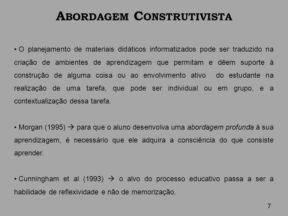 R EFERÊNCIAS MAGGIO, Mariana.1997.