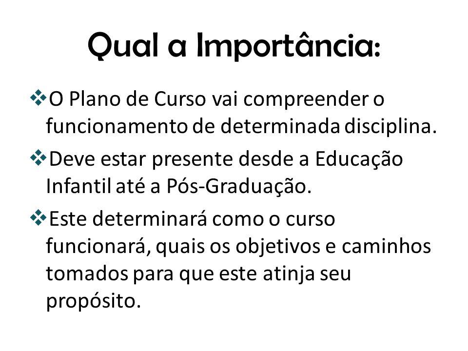 QUEM ELABORA.Deve acontecer na presença do grupo pedagógico da Instituição de Ensino.