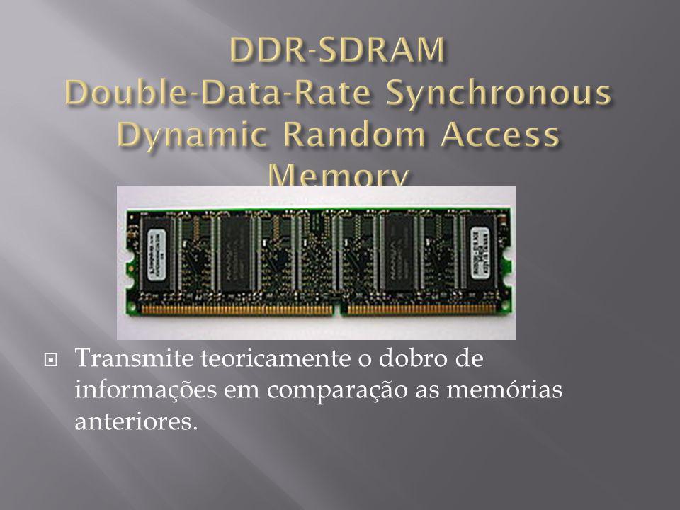 Memória Cache é uma pequena quantidade de memória estática de alto desempenho, tendo por finalidade aumentar o desempenho do processador realizando uma busca antecipada na memória RAM.