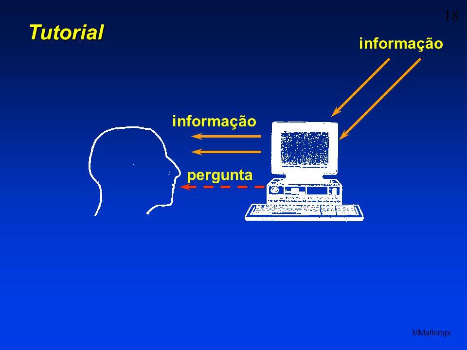 18 MMaltempi informação pergunta informação Tutorial