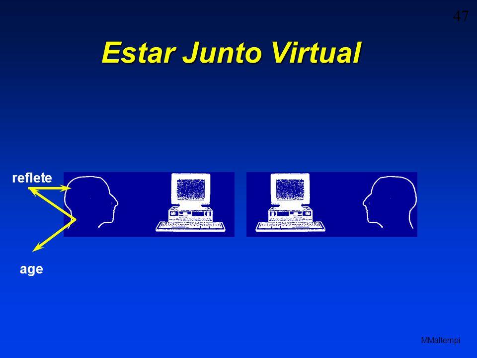47 MMaltempi Estar Junto Virtual reflete age