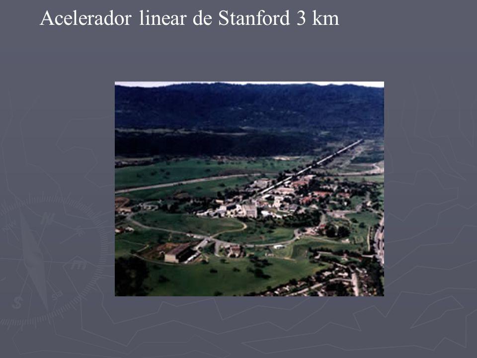 Acelerador linear de Stanford 3 km
