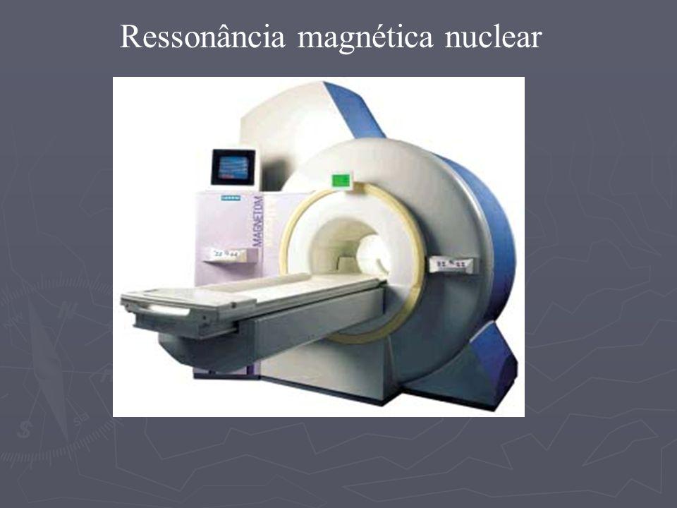 Ressonância magnética nuclear