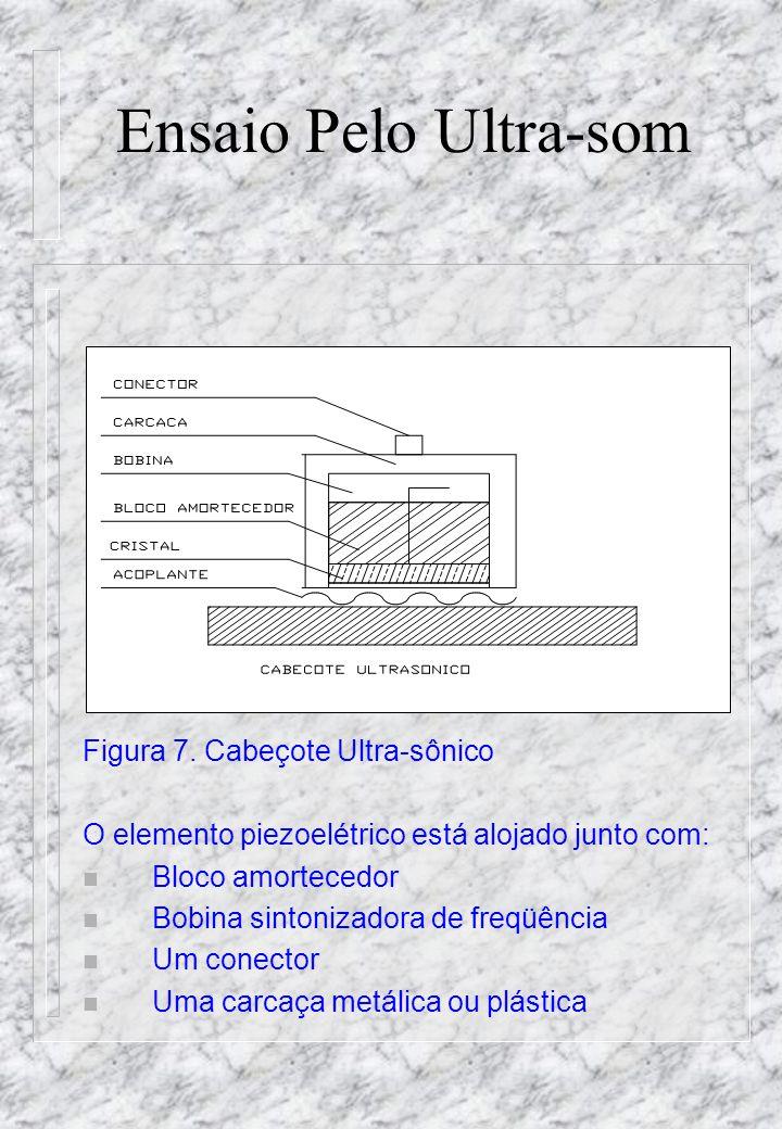 Ensaio Pelo Ultra-som Figura 7.