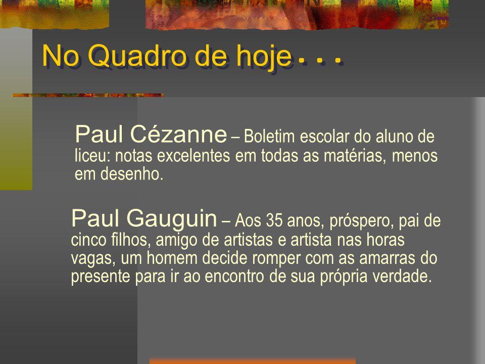 Gauguin Ta Matete – O Mercado