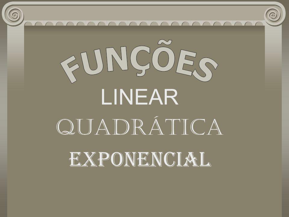 Função Linear Muitos autores definem função linear como sendo a função do tipo y = ax, com a0, e, como se pode notar, b=0.