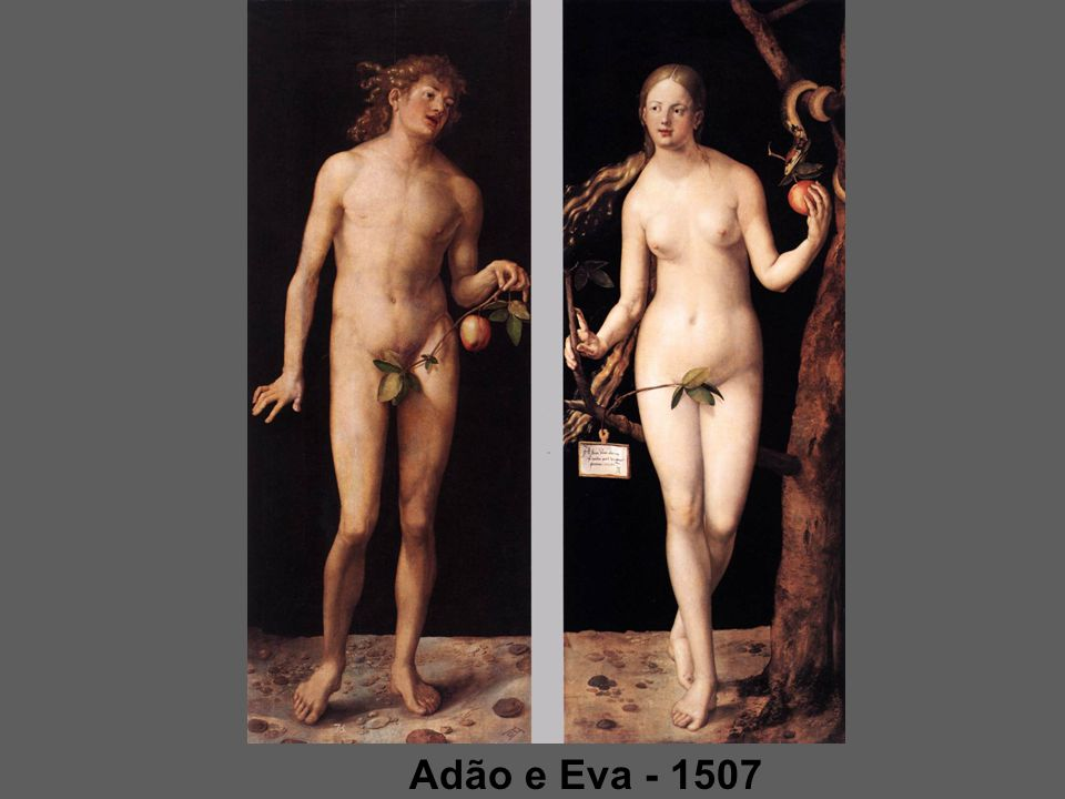 Adão e Eva - 1507