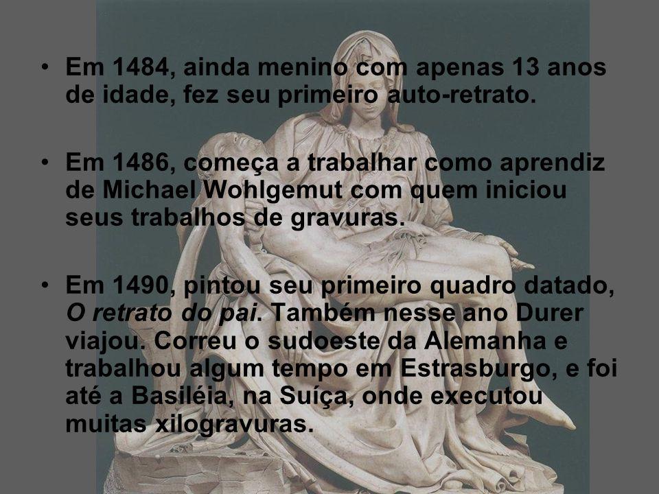 A Adoração da Santissíma Trindade - detalhe