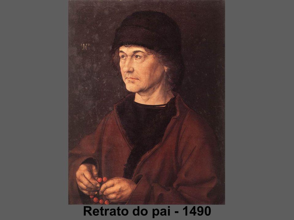 Em 1505 faz uma segunda viagem à Itália.