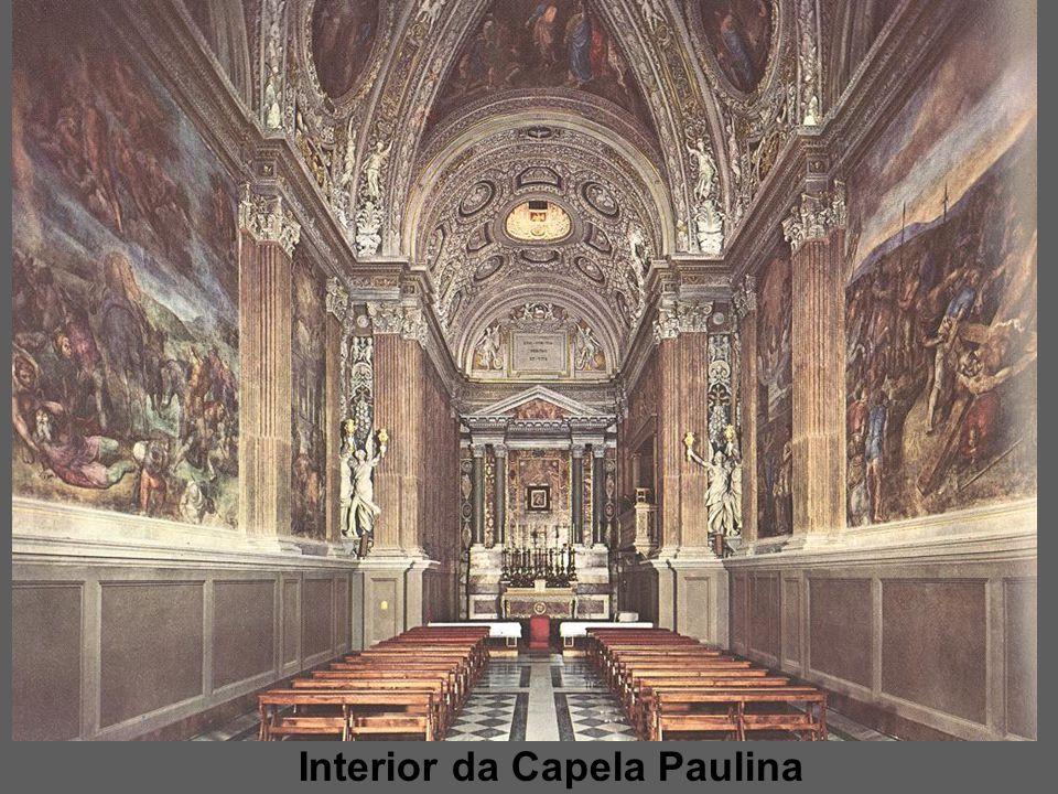 Interior da Capela Paulina