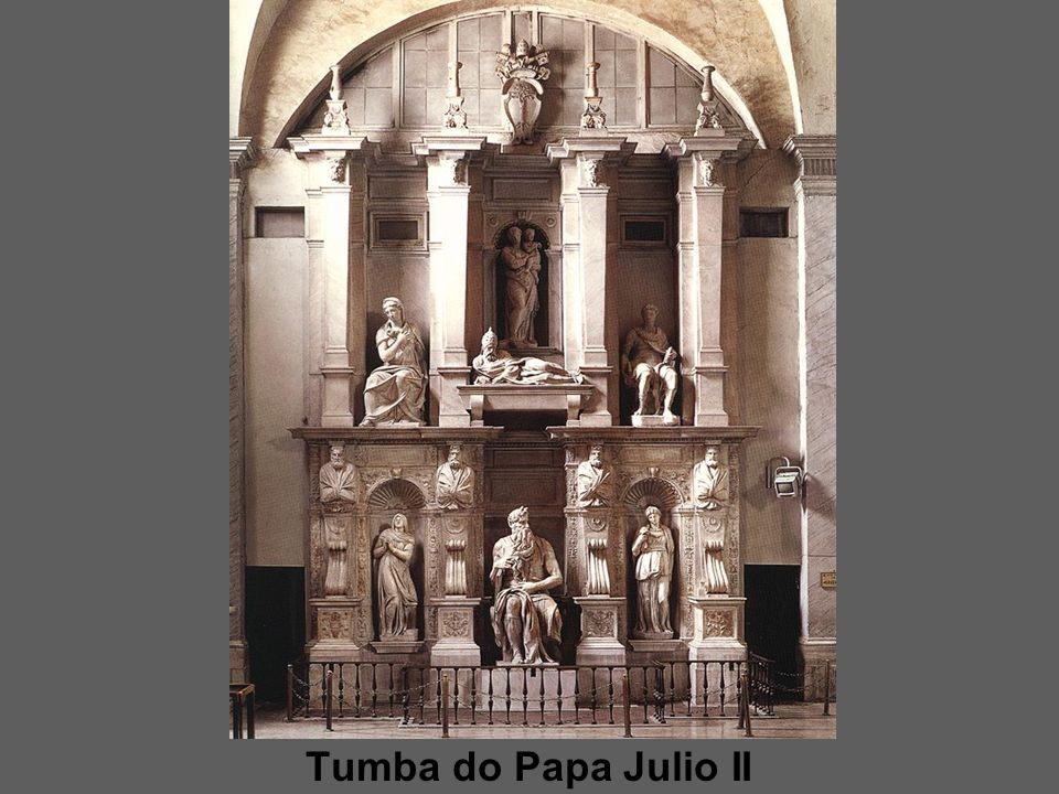 Tumba do Papa Julio II