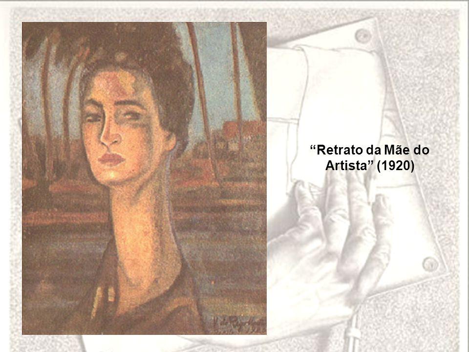 Retrato da Mãe do Artista (1920)