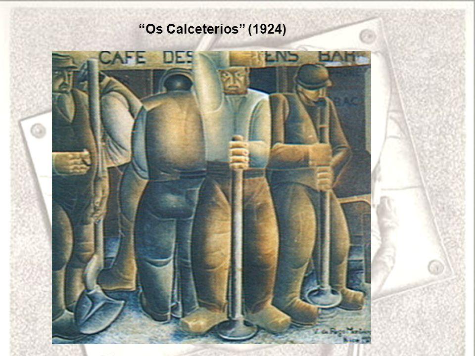 Os Calceterios (1924)