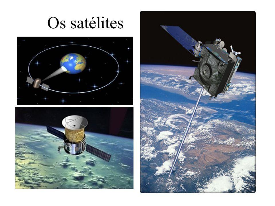 A Lua é o único satélite natural da Terra.