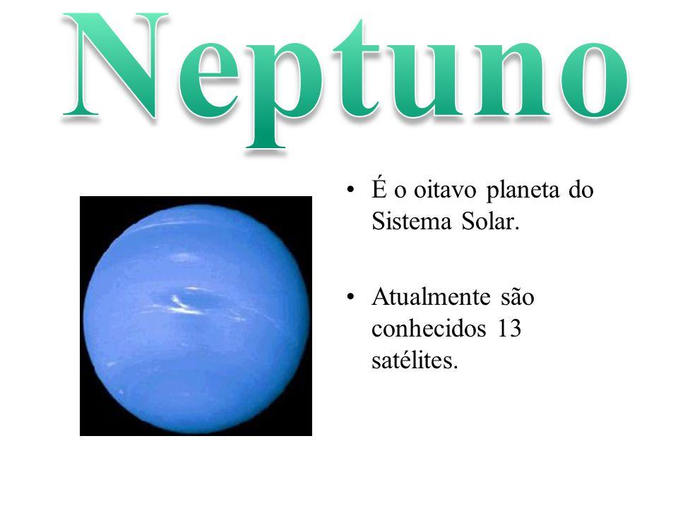 É o oitavo planeta do Sistema Solar. Atualmente são conhecidos 13 satélites.