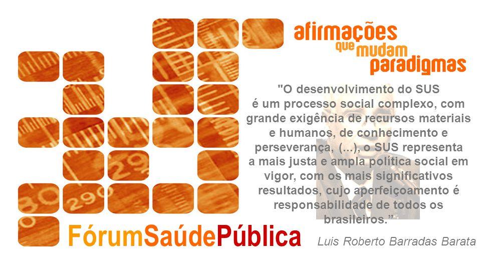 FórumSaúdePública
