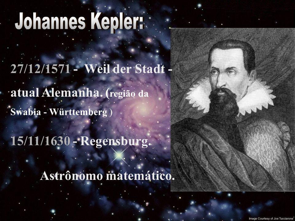 1571 - 1630 (O último astrólogo científico, o primeiro astrofísico)