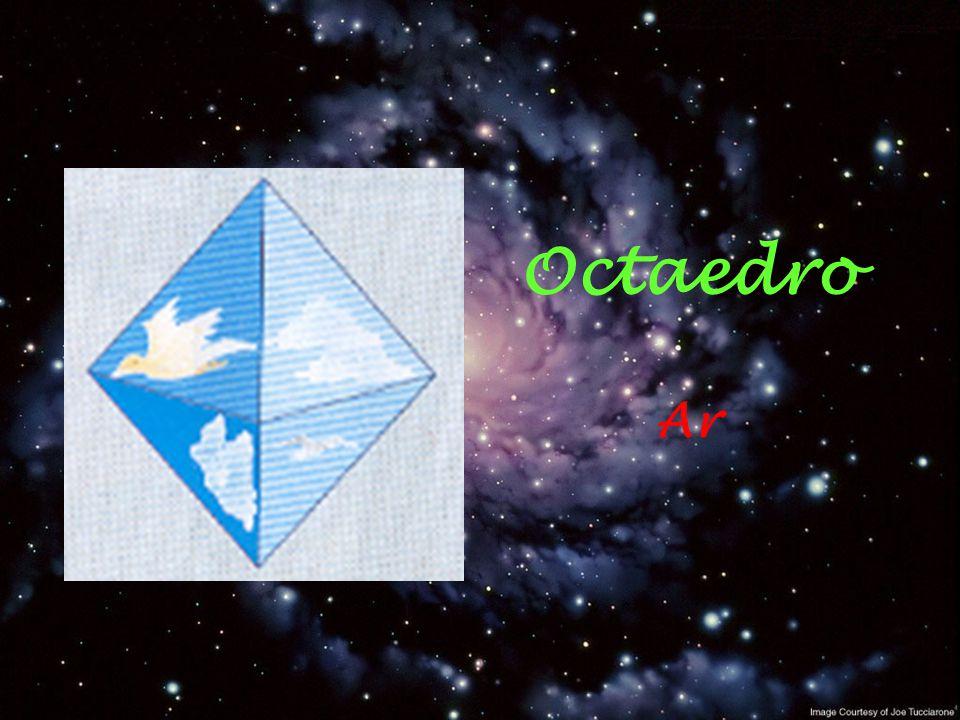Tetraedro Fogo
